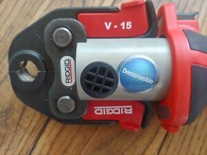 RIDGID RP 241 Press Tool