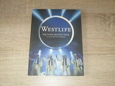 Westlife - The Turnaround Tour -- Live From The Globe,Stockholm  -- DVD -- Musik