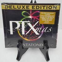 PTXmas Deluxe Edition by Pentatonix CD 2014 New Sealed Digipak Hype Sticker