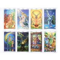 78 teile / satz Schicksal Tarot Karte Brettspiel Tarot Karte