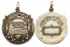 Médaille Gloire à Notre France Eternelle. 1914-1915. 1°GM/ WW1. Argent/ Silver