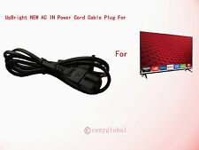NEW AC Power Cord Cable For VIZIO FULL HD Smart LED LCD TV E Series 50.75Q11.001