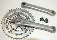 Shimano Deore LX Middleburn Mountain Bike Chainset Cranks FC-M563 175mm Retro