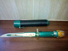 Power Rangers Ninja Storm Green Samurai Saber Sabre Sword/sheath,Light & Sounds