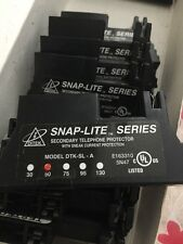 Telephone Line Surge Protector Snap Lite Series DTK-SL-A New 50V