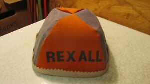 Antique Rexall Drug Store Beenie
