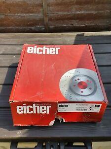 Mazda mx5 NC Eicher brake discs