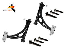 FITS SEAT ALTEA 2004-2015 FRONT SUSPENSION CONTROL WISHBONE IRON ARMS & BOLTS