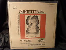 Mozart/Beethoven-Quintets for piano and Winds/Eschenbach