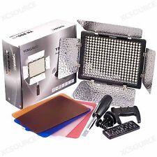 YongNuo YN-300 YN300 LED Video Light Lighting For Canon Nikon Pentax DSLR Camera
