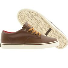 The Hundreds Johnson Low Shoes (9) Dark Brown F12W310001
