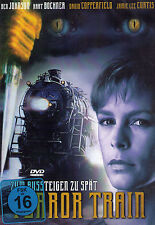 DVD - Terror Train - Zum Aussteigen zu spät - Ben Johnson & Jamie Lee Curtis