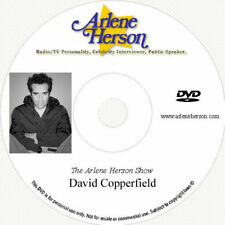 David Copperfield TV Interview (30 minutes) DVD