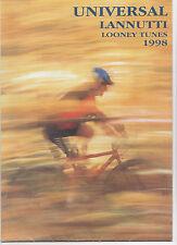 Universal lungo ciclo Brochure/Catalogo 1998-Looney Tunes