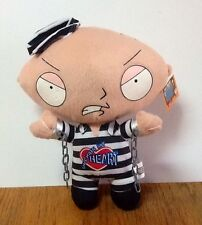 "Stewie 12"" Plush Unchain My Heart Family Guy Nanco 2006 Convict Jail Valentine"