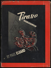 Paul ELUARD / Picasso His Inner Life First Edition 1947