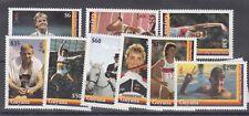 Guyana 1986 Olympics Germany Medalists Set MNH X9899