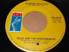 Ollie And The Nightingales: Showered WIth Love / You're Leaving Me 45 - Soul