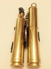 Accendino Militare Bossoli Proiettile Cal. 300 Win Mag + 50AE