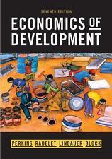 NEW - Economics of Development (Seventh Edition)