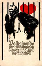 Erster Weltkrieg (1914-18) Kunst-& Kultur-Ansichtskarten aus Deutschland für Künstlerkarte