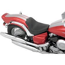 Z1R Seat Solo for Yamaha XVS650 V-Star Custom 0810-1755 Front Black Smooth