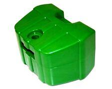 Nuevo Rolly Toys Tractor De Pedal John Deere Verde Accesorio de peso Delantero + 2 Pines