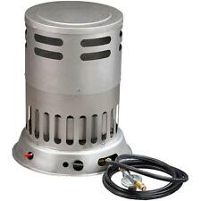 Propane Heater Outdoor Space Portable LP Gas Convection Tower Shop Garage Steel