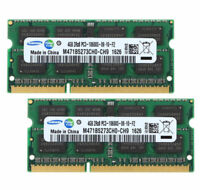 8GB 2X 4GB PC3-10600 DDR3 1333Mhz Memory Apple iMac (21.5 and 27-inch, Mid 2011)