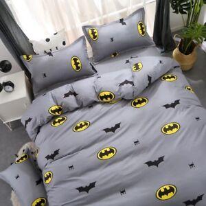 fashion bedding set superheroes
