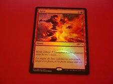 MTG MAGIC CARTE FNM DCI ROAST (FRENCH ROTIR) NM FOIL
