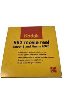 Kodak 882 Dual 8mm Movie Reel - 200 ft. (BRAND NEW!)