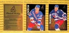 1995-96 Pinnacle ZENITH Promo Hockey STAR Card Lot, High Grade