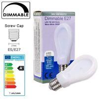 Allcam Dimmable LED Bulb B22/BC E27 E14 GU10 4W 7W Warm White 3000K Wide Angle