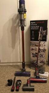 Dyson Cyclone V10 Absolute Cordless Vacuum Cleaner, Gold-READ DESCRIPTION