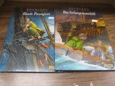 I viaggiatori nel vento 1 2 Hardcover Splitter Bourgeon
