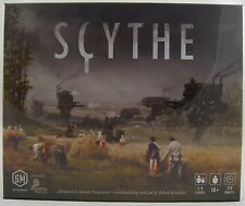 New Sealed Copy Scythe Board Game From Stonemaier Games *Box Damage*