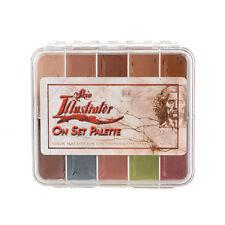 Premiere Products Skin Illustrator On Set Fleshtone Alcohol Activated Palette