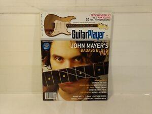Guitar Player Magazine February 2006 John Mayer Play 10 Pink Floyd's Hits eb2772