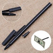 Magic Invisible Ink Disappearing Close Up Trick Pen Bill Money Dollar Prop Tools