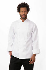 Chef Works Mens Henri Executive Chef Coat (Cchr)