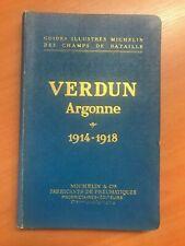 Michelin Champs de Bataille Verdun Argonne