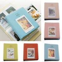 64 Pockets Mini Album Case Storage For Polaroid Photo Frame FujiFilm Film