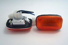 Side Marker Turn Yellow Signal Light fits Toyota Celica LB Cressida Previa #T73