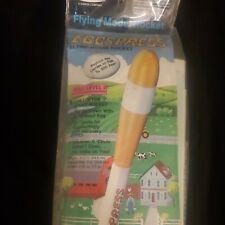 Vintage Estes EGGSPRESS Rocket Sealed Original Packaging LAUNCHS AN EGG!