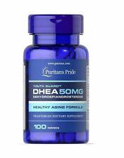 Puritan's Pride DHEA50 mg 100 Tabs