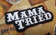 Mama Tried patch