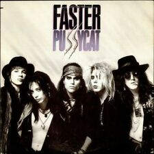 Faster Pussycat - Faster Pussycat (NEW CD)