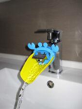 Wasserhahn verlängerung für Kinder/Wasserhahn/Waschbecken Ente Schnabel NEU
