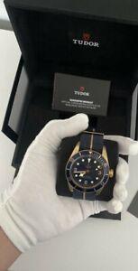 Tudor Black Bay Bronze Watch - M79250BB - 2020 - SIGNED BY DAVID BECKHAM